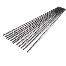 Spiral Saw-Blades Metal Cutting Hand-Craft-Tools Carving Teeth-Wood 130mm 10pcs for Steel-Wire