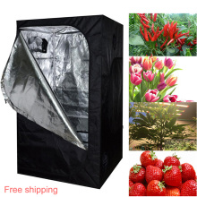 Artoo indoor tent grow/ grow lights,grow plants and flowers indoors( Black 600D Oxford Cloth Grow tent for the Sausi Arabia)