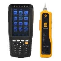 Tm 600 Vdsl Vdsl2 Tester Adsl Wan & Lan Tester Xdsl Line Test Equipment With All Functions(Opm+Vfl+Tone Tracker+Tdr) Eu Plug
