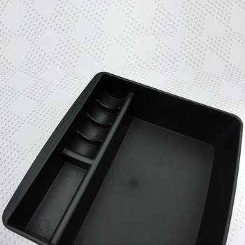 Car Storage Box Interior Inner Organizer Armrest For Toyota Land Cruiser Prado Fj120 J120 Accessories Useful image