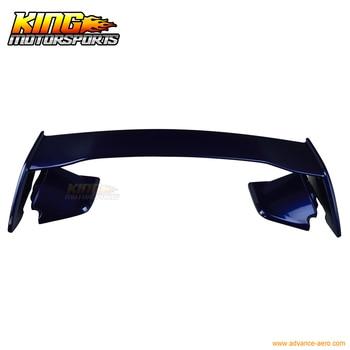 Fit For 15 16 Impreza WRX STI Style Trunk Spoiler Painted Galaxy Blue Metallic # E8H