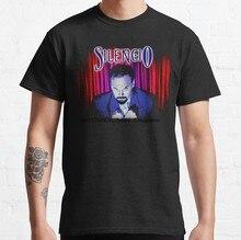 Camisetas de David Lynch para hombre y mujer, camiseta de Mulholland Drive de seda