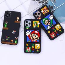 Plumbing Bros Phone Case for iphone 12 11 Pro Mini XS MAX 8 7 6 6S Plus X 5S SE 2020 XR Marioes cover