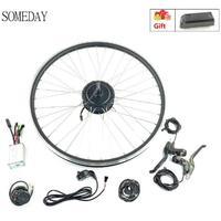Vender https://ae01.alicdn.com/kf/H1d39a29a6ea7487ca037521a690307c9Y/Kit de conversión de bicicleta eléctrica algún día 48V500W con pantalla KT LED900S kit de motor.jpg