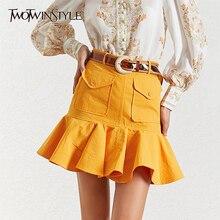 Mini Elegante Mode Röcke