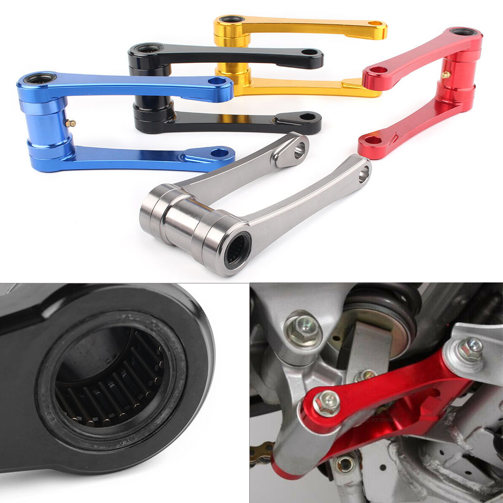 Motorcycle Rear Lowering Kit CNC for Honda CB500 CRF250L CR125/250 Sherco For Suzuki <font><b>DL1000</b></font> RMZ250 For BMW F650 For KTM 690 Duke image