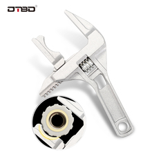 1pcs Adjustable Spanner Universal Key Nut Wrench Home Hand Tools Multitool High Quality