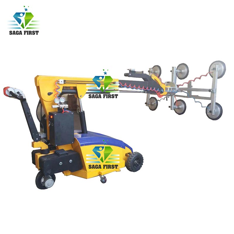 Hydraulic Vacuum Lifters For Lifting Steel Metal