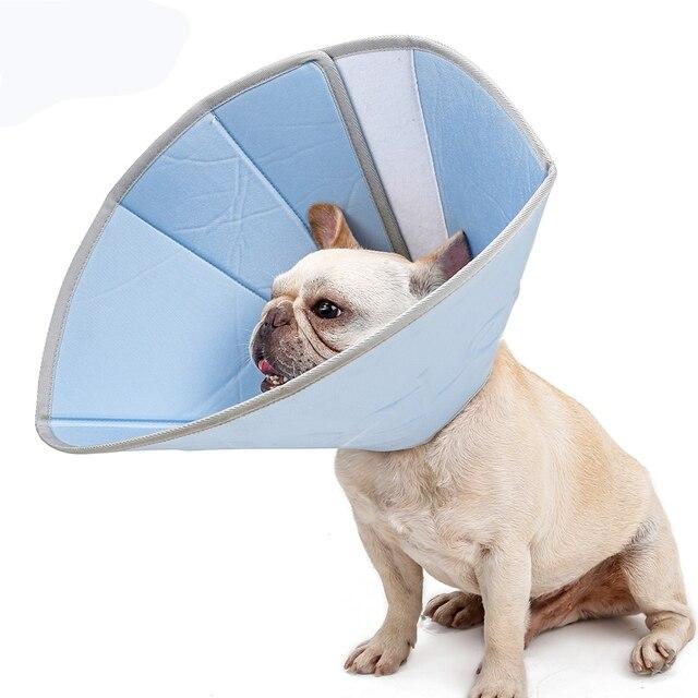 Pet Anti Scratching Neck Collar Velcro Cat Collar Protection 4