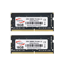 DDR4 RAM 2GB 4GB 8GB 16GB 32GB Stick 2133 2400 2666vMHz 288 PIN PC4 notebook universal memory 17000 19200 2666V