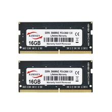 DDR4 Ram 2Gb 4Gb 8Gb 16Gb 32Gb Stick 2133 2400 2666Vmhz 288 Pin PC4 notebook Universele Geheugen 17000 19200 2666V