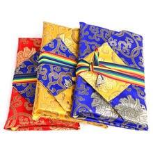 Роскошная большая сумка для книг в тибетском стиле скатерть