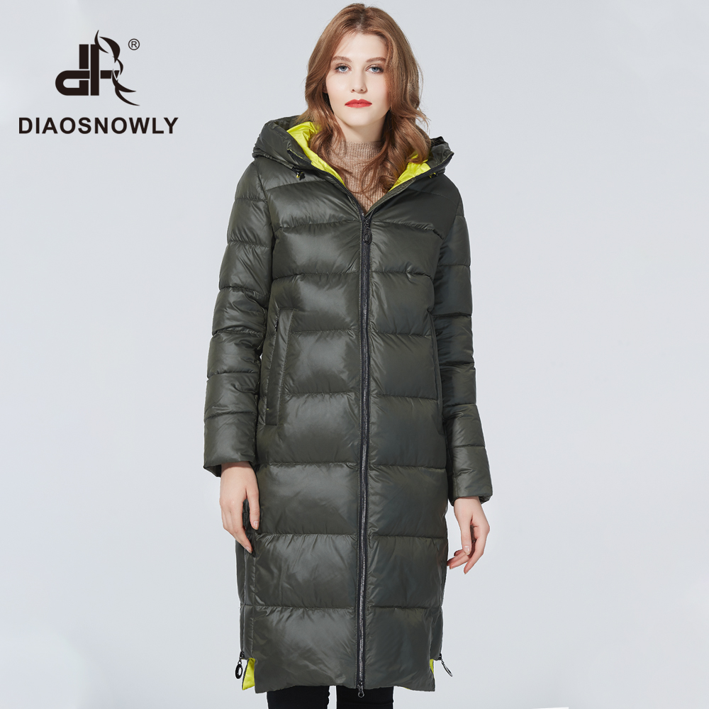 Diaosnowly 2020 new long thick jackets for women winter hooded fashion winter outwear coats for women warm long parka fashion winter clothes women long winter brand thick jacket and coat women winter hooded parka Women Women's Clothings Women's Sweaters/Coat cb5feb1b7314637725a2e7: Army Green 24|Black 50|Red 950|Yellow 12