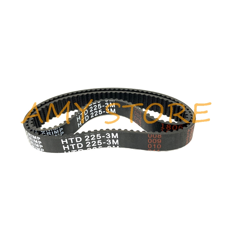 2Pcs HTD225-3M 10mm Toothed PlanerDrive Driving Timing Belt For BOSCH PHO1 PHO100 15-82/16-82 PHO20-2 GHO14.4V GH018V Power Tool