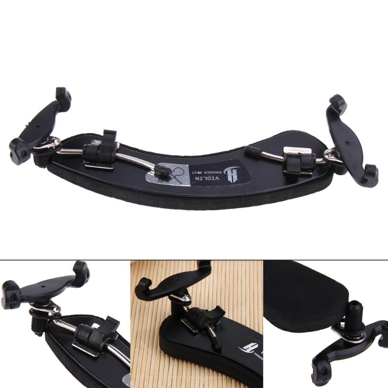 New High Strength 3/4-4/4 Violin Shoulder Rest Adjustable Shoulder Rest Stringed Instrument Accessories Violin Parts Accessories