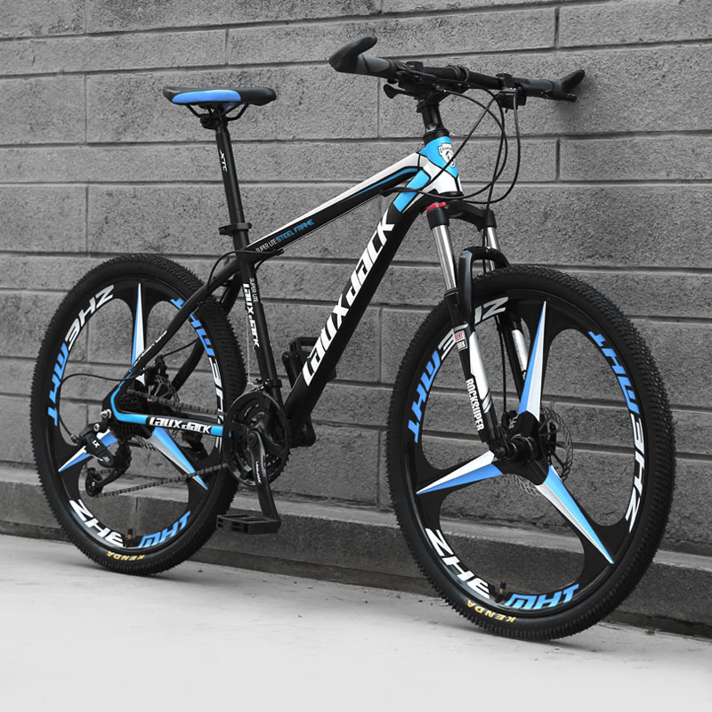 H1d3c2e5fcdf844b192ee19dff2e71b22z Bicycle Mountain Bike One Wheel Off Road Speed Road Sports Car Adult Male and Female Students Light Racing Youth Damping Bicycle