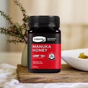 Image 2 - NewZealand 100% 정품 Comvita Manuka Honey UMF10 + 소화 건강 및 호흡기 기침을위한 정통 슈퍼 프리미엄 꿀