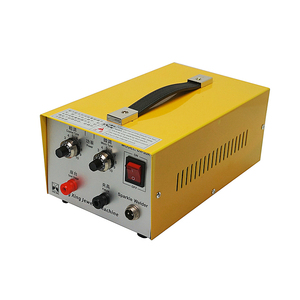 Image 2 - DX 30A handheld laser spot welder laser welding machine with tungsten needle for Soldering Jewelry