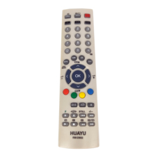 Used RM D602 Replacement For TOSHIBA LCD LED TV/DVD Remote Control for CT 5900 CT 9369 CT 9640 CT 9844 CT 9004 CT 9395 CT 9642
