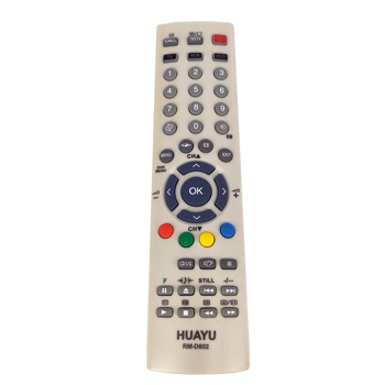 Used RM-D602 Replacement For TOSHIBA LCD LED TV/DVD Remote Control for CT-5900 CT-9369 CT-9640 CT-9844 CT-9004 CT-9395 CT-9642 фото