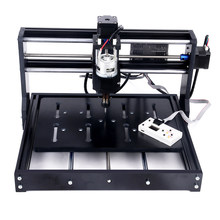CNC Laser Engraver DIY Hobby Desktop Engraving Cutting Machine for Wood PCB PVC 300x200x40mm CNC3020