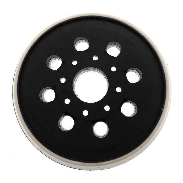 5 Inch 8 Holes Polisher Sanding Hook and Look Sanding Pad Replacements