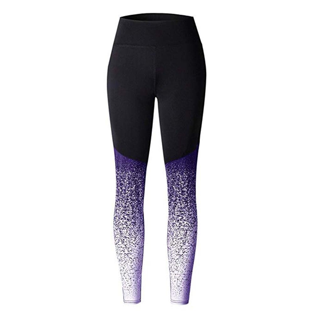 Exercise Trousers, Yoga Pants, Womens High Waist Gym Leggings Pocket Fitness Sports Running Sport9s