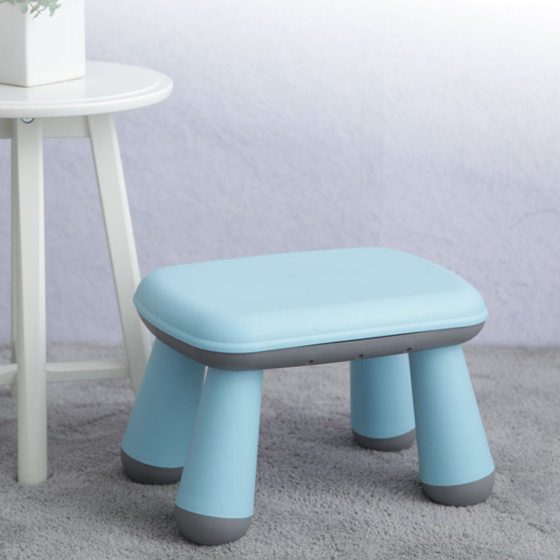 Children's Benches Household Plastic Short Benches Baby's Dining Benches Lovely Thickened Small Benches Cartoon Benches