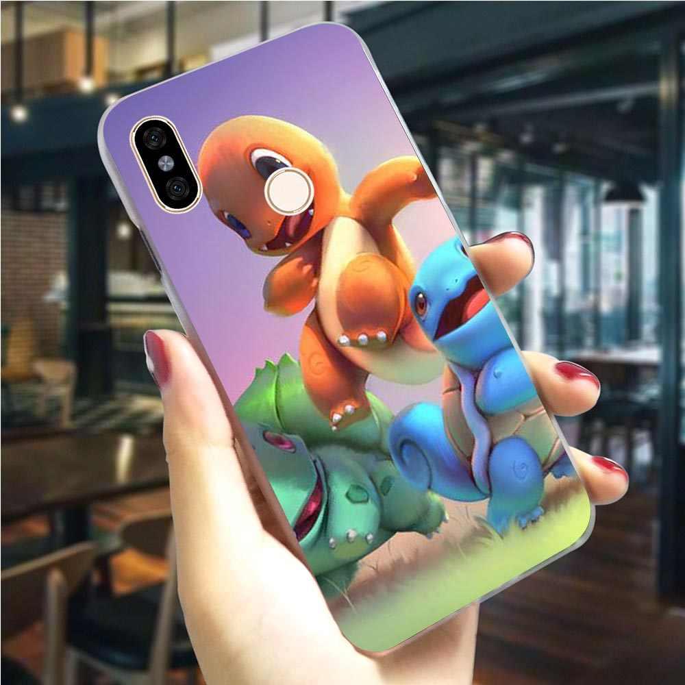 Soft Case Pokemon Go Xiaomi Redmi