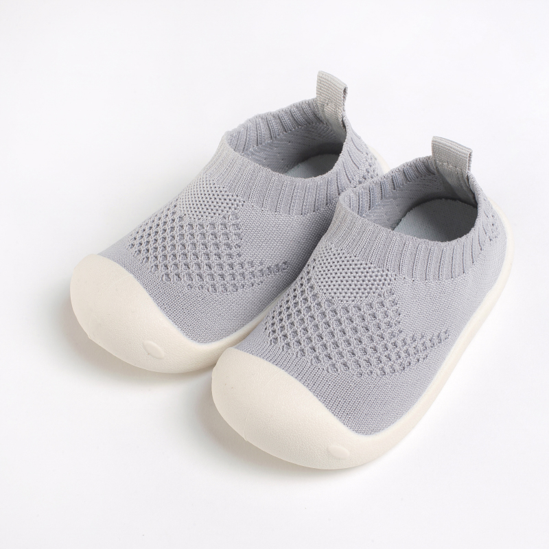Kid Baby First Walkers Shoes  Girls Boy Casual Mesh Shoes Soft Bottom Comfortable Non-slip Shoes 2020 Spring