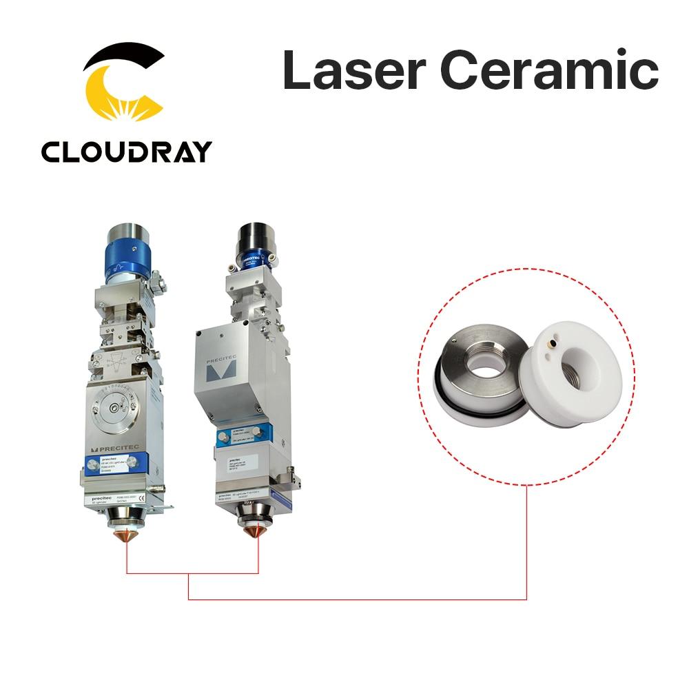 Cloudray keraamiliste osade otsikute hoidja OEM-pakk 5 tk - Puidutöötlemismasinate varuosad - Foto 5