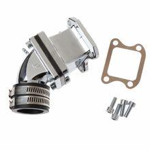 Collecteur dadmission de Performance DIO50 de remplacement automatique pour accessoires de Modification de moto 2 temps AF18/27/28 Elite Spree
