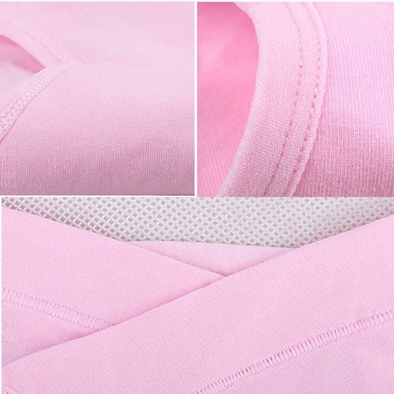 כותנה בהריון נשים תחתוני U בצורת נמוך מותניים בטן תמיכה אופנה יולדות קצר תחתוני הריון תחתוני נשים