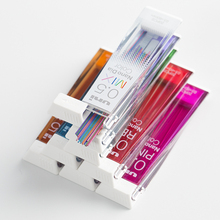 1 Tube Japan Uni Nano Dia Colour 202NDC Colored Mechanical Pencil Graphite Leads 0.5/0.7mm Writing Drawing Office School Supply