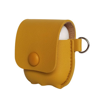 Multi-Colored Leather Case For Airpods Pro 5