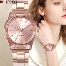 Brand Watches For Women Luxury Bracelet Stainless Steel Quartz WristWatch Fashio