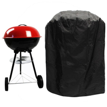 Waterproof BBQ Grill Cover Accessories Black Anti Dust Rain Gas Charcoal Electric Barbeque Household Cleaning