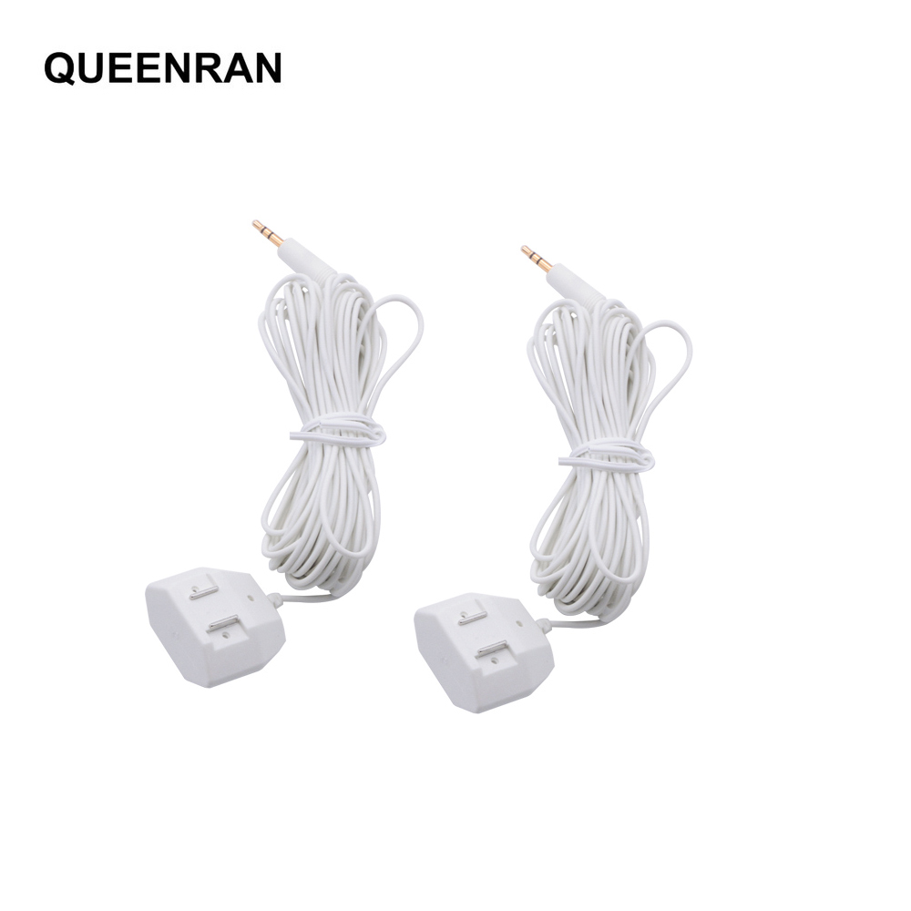2pcs Water Leakage Detection Sensor Wires Cable For Water Leak Detection Alarm Equipment WLD-806 And WLD-807, Free Shipping