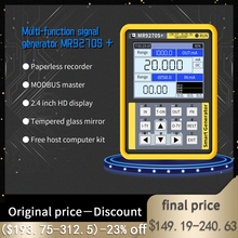 MR9270S + 4 20mA מחולל אותות משדר התנגדות תרמית תרמי מקליט ללא נייר
