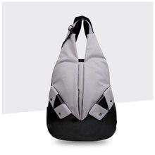 Cai Fashion Waterproof Laptop Backpack Women Men Large Capacity Hand Double Shoulder Bags Female Male Bagpack Satchel Travel