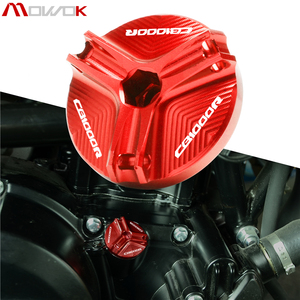 For Honda CB 1000 R CB1000R CB 1000R NEOSPORTCAFE CB1000R CB 1000 Motorcycle CNC Aluminum Oil Filler Cap Cover(China)