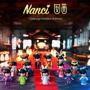 Image 5 - Robotime caja ciega East Asia Palace Action Unboxing Toys figura modelo muñecas exótico regalo especial para niños, niños, adultos