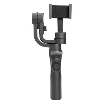 Durable Handheld Classic Delicate Texture S5B 3 Axis Handheld Smartphone Gimbal Stabilizer w/Face Tracking for Action Cam