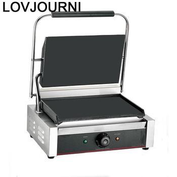 Asador eléctrico de Parrilla de grulla coreana portátil para barbacoa