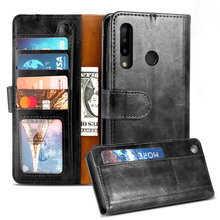 For Doogee N20 Case Vantage PU Leather and TPU Wallet Full Degree Protective Shockproof Cover For Doogee N20 Case Card Slots stylish protective pu leather case w card holder slots for iphone 5 pink