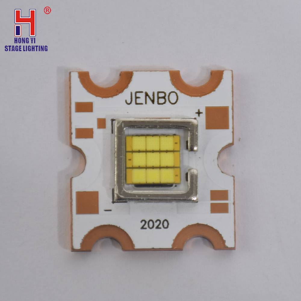 Gobo 60W Chip Led Beam Moving Head Light Spot 60w Gobo Super Bright Leds Chip(Only Leds)