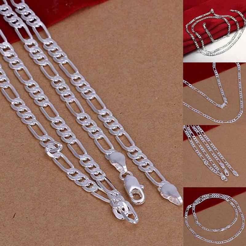 Mens נשים תכשיטים שלוש שרשרות שרשרת עבור יוניסקס גולדפילד פיגארו חבל נחש לרסן קובני קישור שרשרת אביזרים