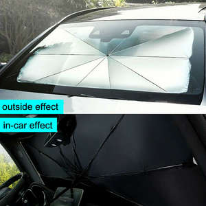 Protector Parasol Sunshade-Covers Windshield-Protection-Accessories Interior Auto-Front-Window