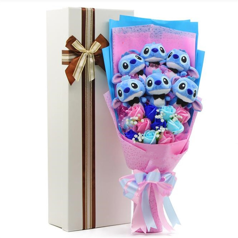 VIP CARTOON BOUQUET-plush Toys