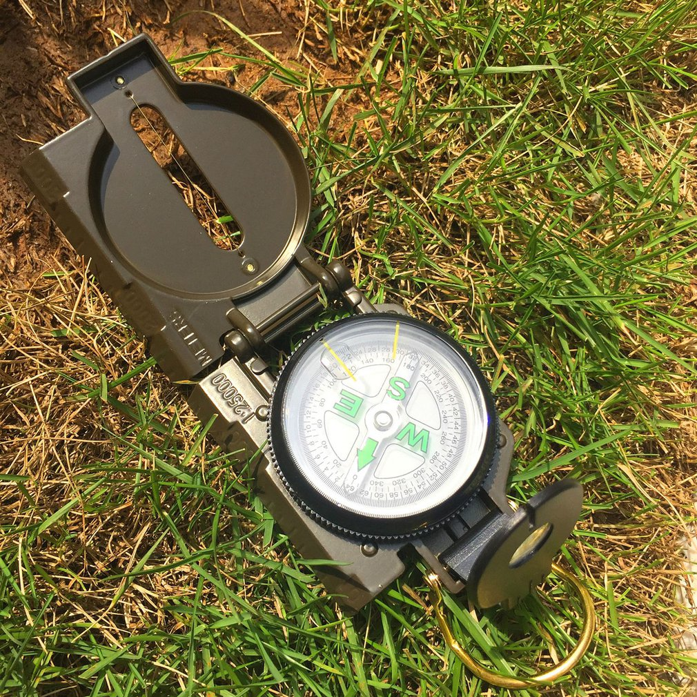 Multi-function Portable Compass Outdoor Compass Single Compass Direction LP